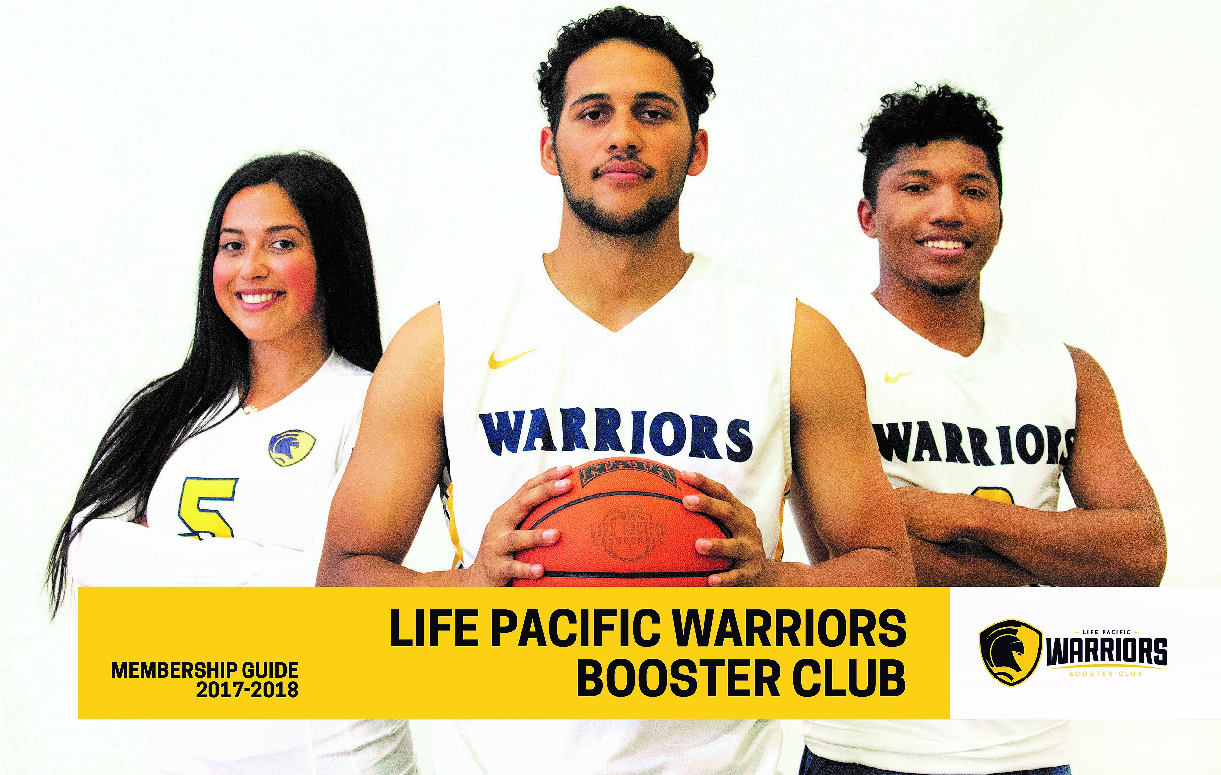 Booster Club Brochure